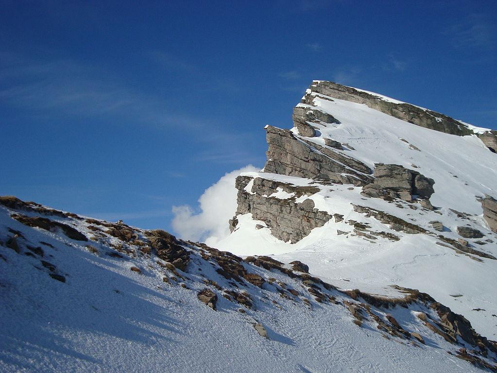 Pico Tresmares en Cantabria. Por David Casado