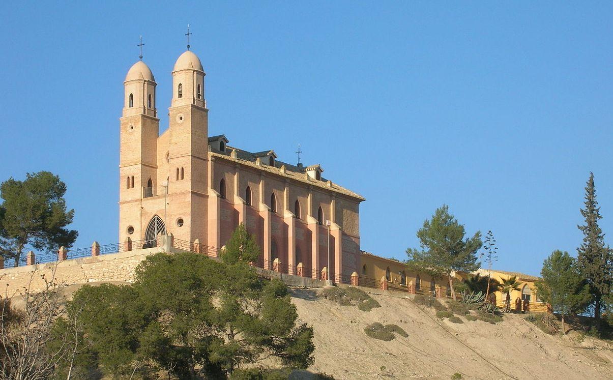 Ermita del Santo Cristo del Consuelo en Cieza (Murcia)