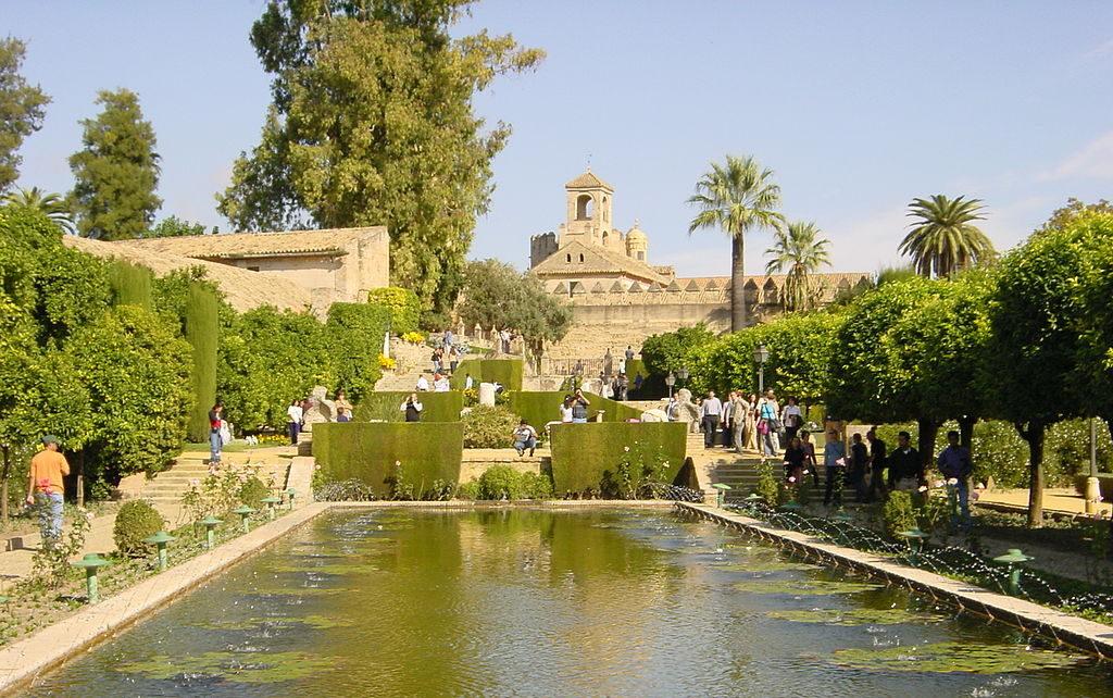 Córdoba. Alcázar. Por Allie_Caulfield