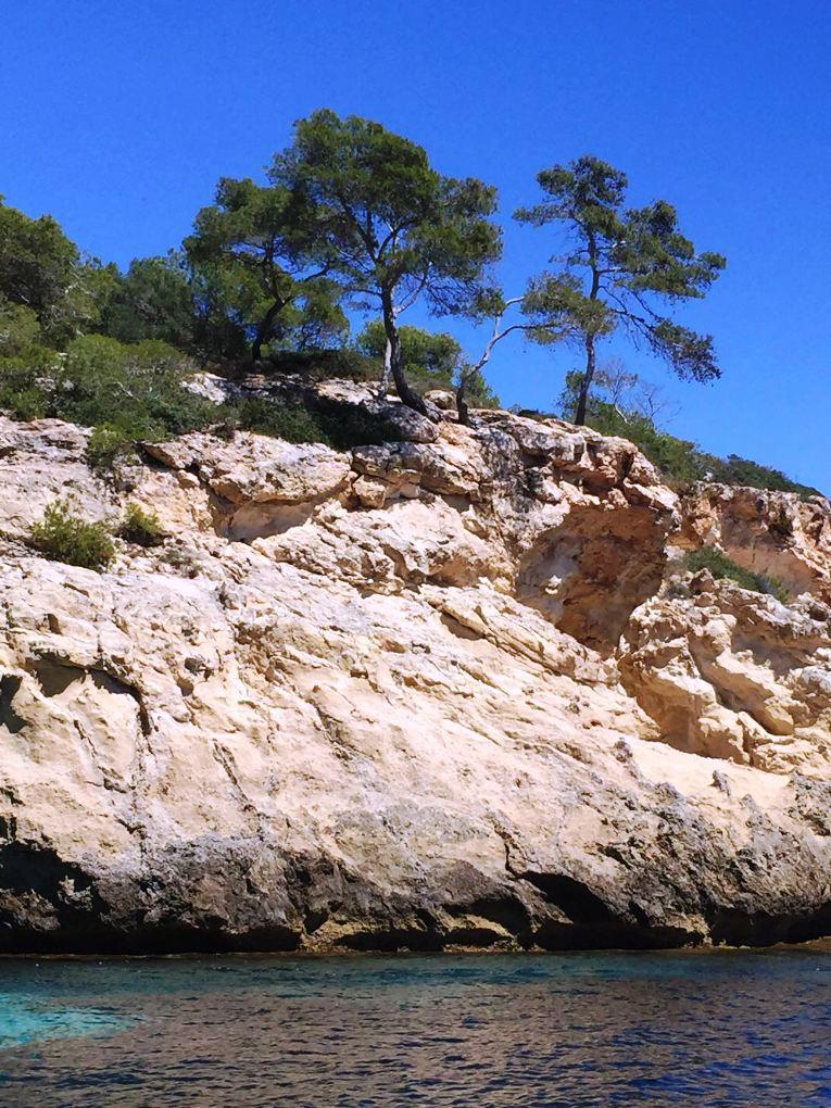 Cala de Mallorca. Por Silvia Núñez.