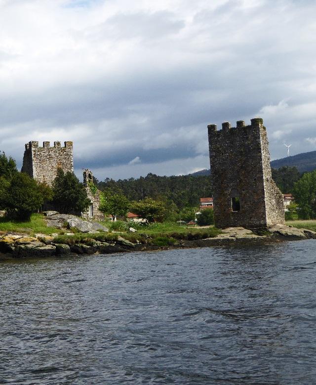 Río Ulla. Por Silvia Núñez.