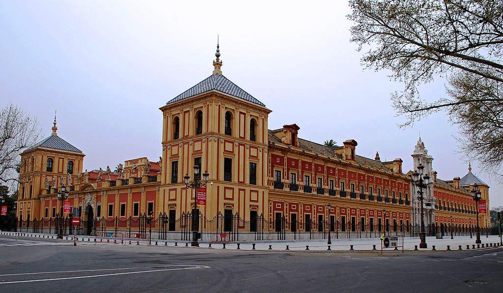 Palacio de San Telmo de Sevilla. Por Anual