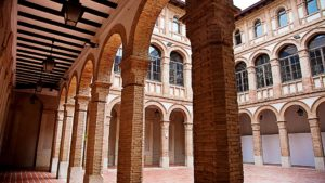 Escuelas Pías en Alzira (Valencia). Por Tadeo.