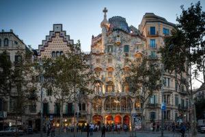 Casa Batllo (Barcelona). Por ChristianSchd