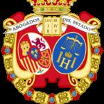Emblema del Cuerpo Superior de Abogados del Estado de España.