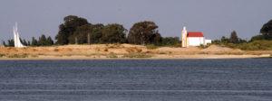 Capilla de Nuestra Señora del Carmen en Ayamonte (Huelva). Creative Commons Attribution