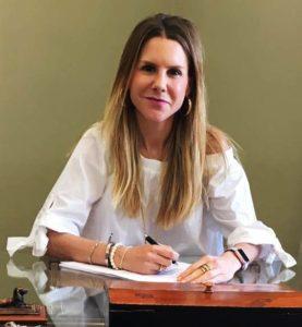 María García-Valdecasas Algüacil, registradora de Barcelona y miembro del equipo de redacción de NyR