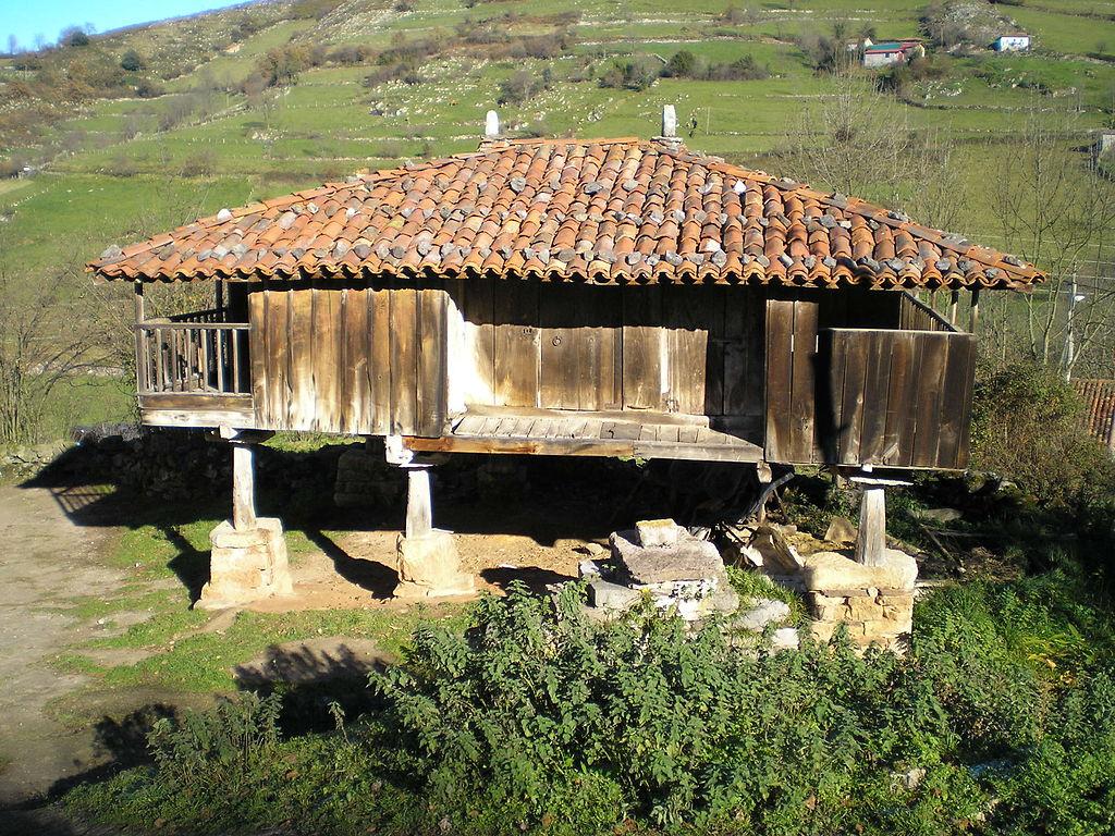 Panera de Rubiano. Grado. (Asturias). Por RuLf