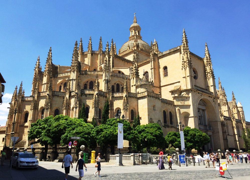 Catedral de Segovia. JFME.