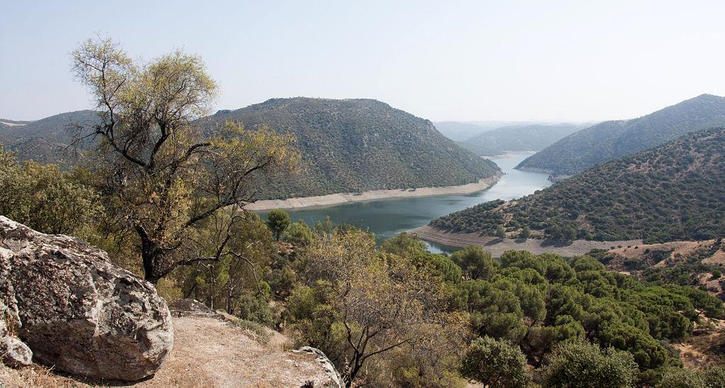 Parque Natural de la Sierra de Andújar (Jaén). Por Baldomorejon