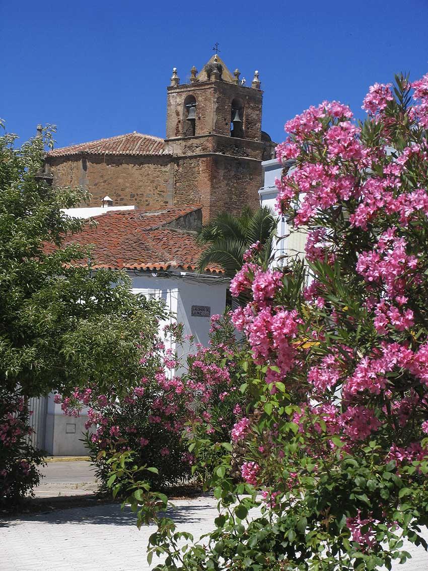 Iglesia de Santa Ana en Fregenal de la Sierra (Badajoz). Por Fregenal01