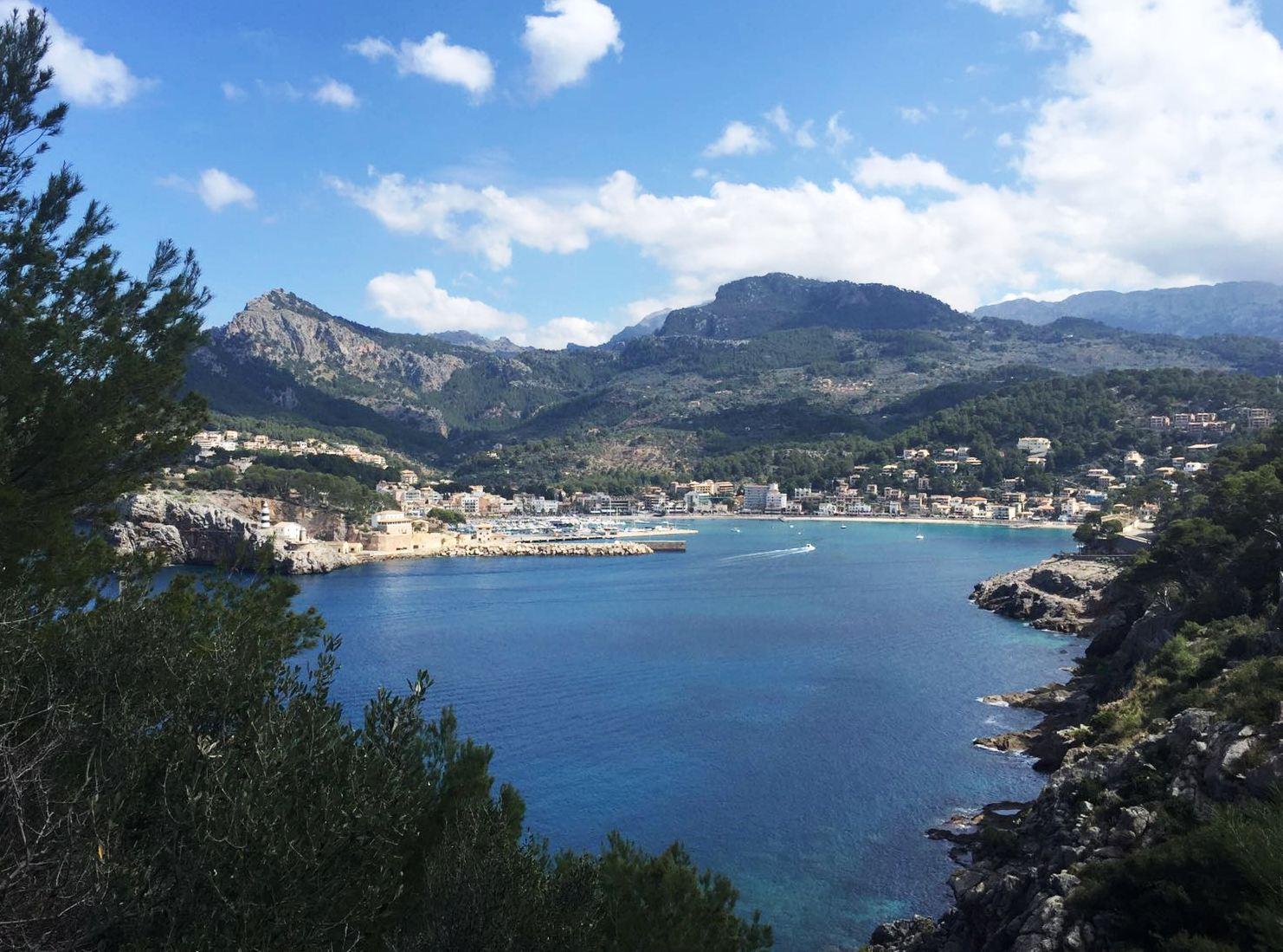 Sierra de la Tramuntana (Mallorca). Por Silvia Núñez.