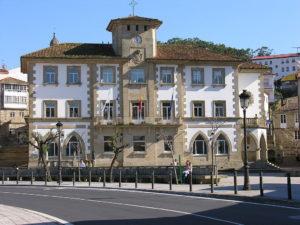 Ayuntamiento de Muros (A Coruña)