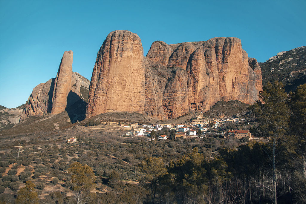 Mallos de Riglos (Huesca). Por Juanedc