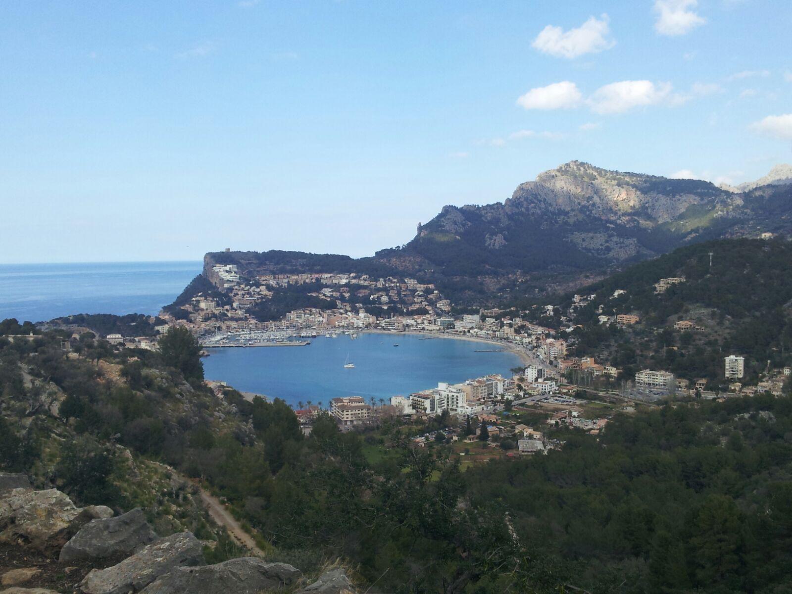 Puerto de Soller (Mallorca). Por Silvia Núñez