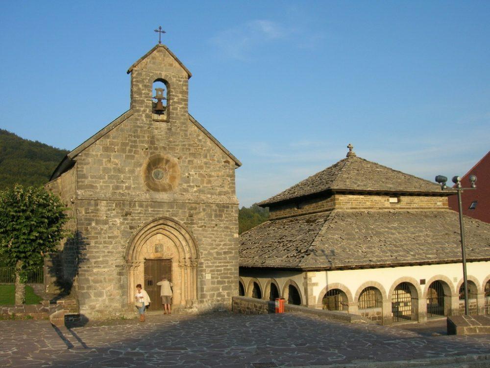 Roncesvalles (Navarra). Por Freecat.