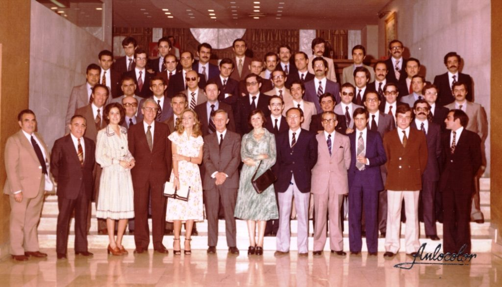 Carmen de Grado Sanz: Premio Notarios y Registradores 2017. Promoción 1976.