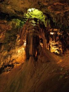 Cueva de Valporquero (León). Por Cesár Acebal.