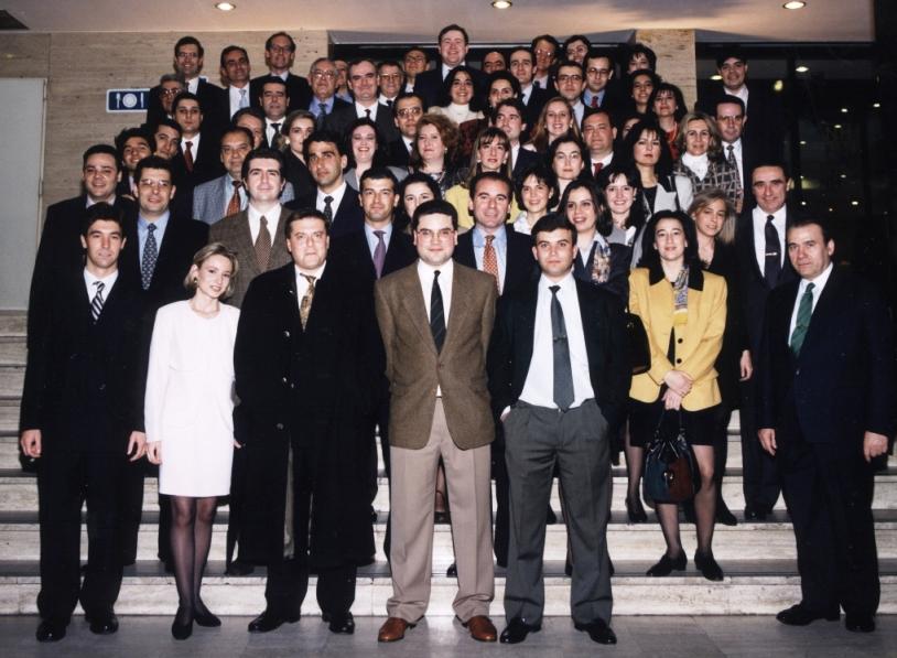 Promoción Oposiciones Registros 1996