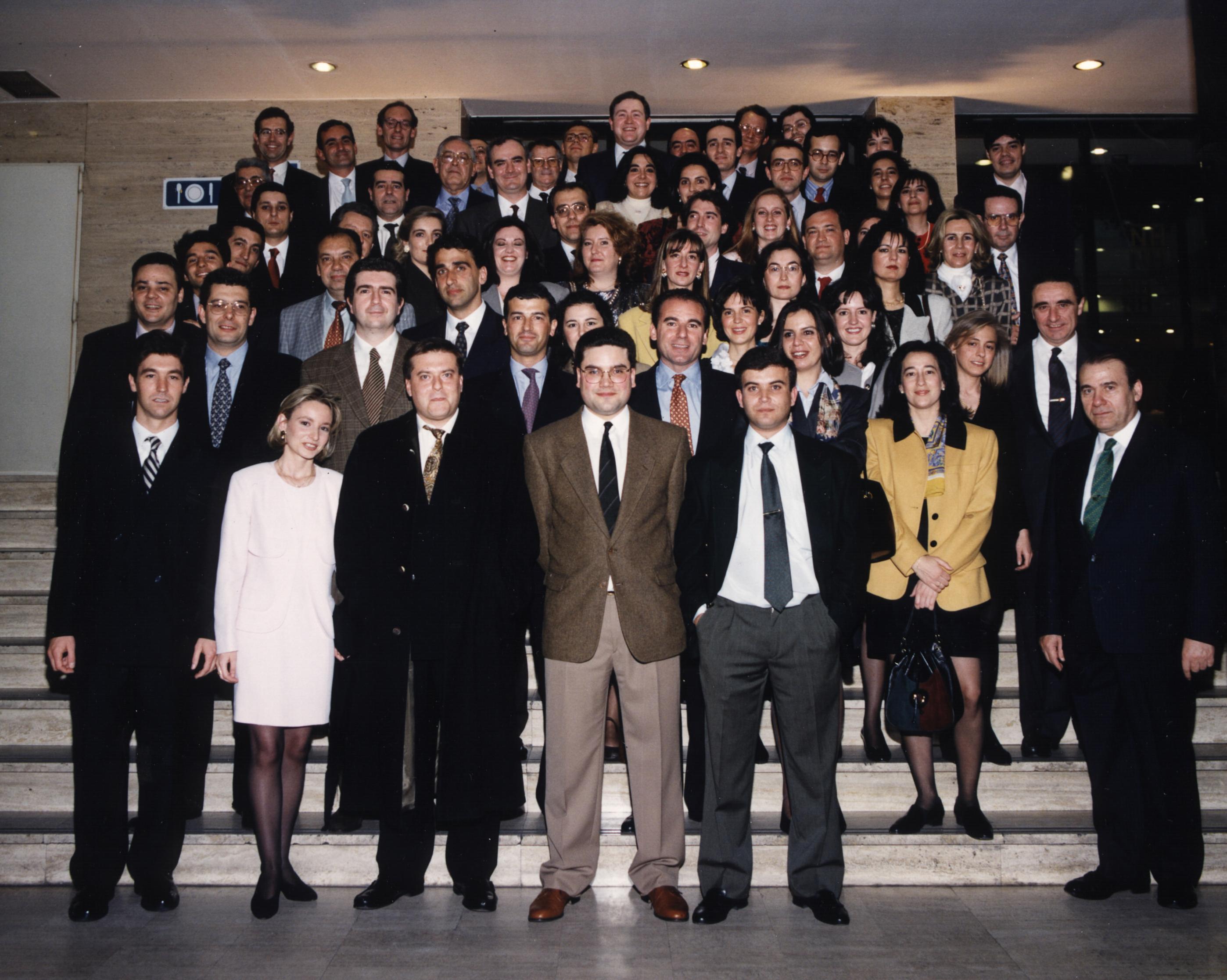 Registros 1996 notarios y registradores for Javier ruiz hidalgo