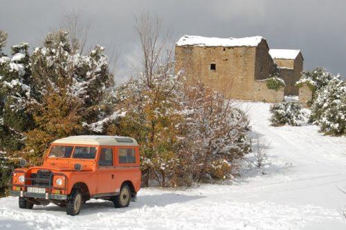Muro de Roda (Sobrarbe, Huesca)