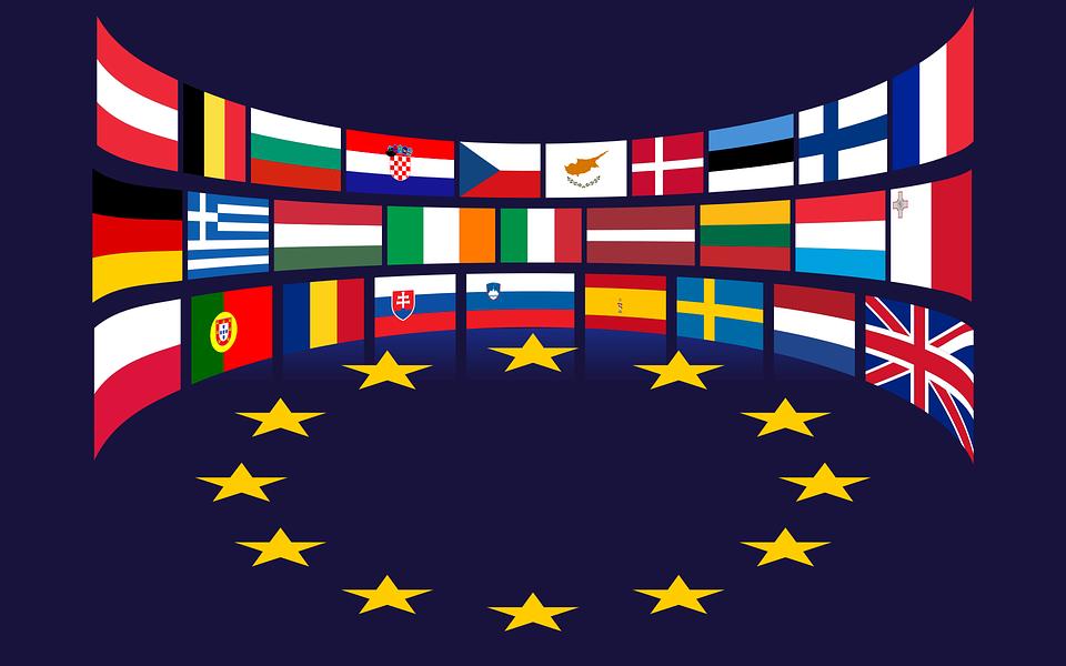 Banderas union europea notarios y registradores - Oficina del consumidor en bilbao ...