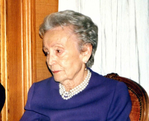 Recordando a Carmen Gomà Roger.