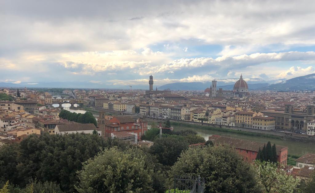 Panoramica Florencia