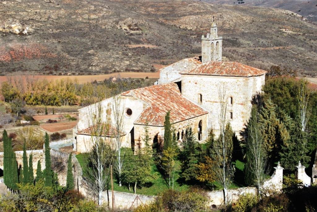 glesia de San Bartolomé (Atienza). Foto obtenida de la web https://www.lacasadesangil.com