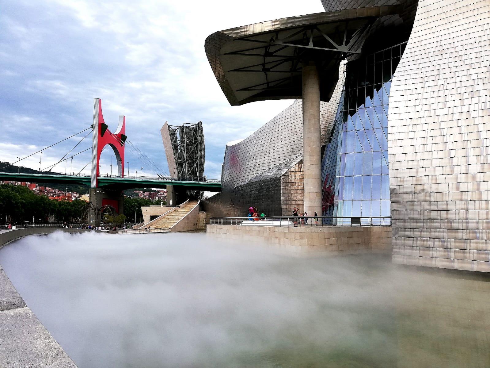 Museo Guggenheim (Bilbao), pro Miguel A. Bermejo Parra