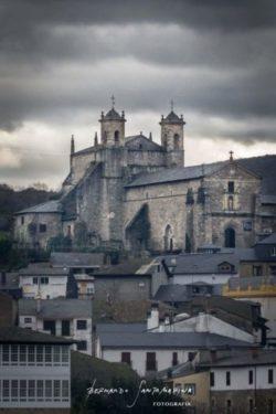Villafranca del Bierzo. Por Bernardo Santamaría.