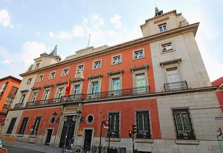 Ministerio de Justicia: desarrollo de su estructura básica 2020