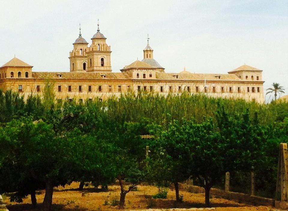 Monasterio de los Jerónimos de San Pedro de la Ñora
