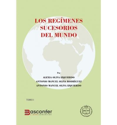 """Nuevo libro: """"Los regímenes sucesorios del mundo"""""""